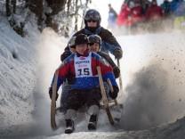 48th Annual Horn Sled Race