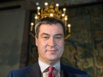 Markus Söder wird 50