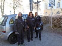 Neue Uniformen der Verkehrsüberwachung Stadt Dachau