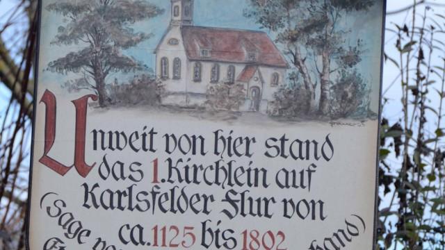 """Karlsfeld SZ-Serie """"Sagen und Mythen"""", Folge 8"""