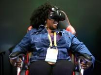 CES 2017 Virtual Reality Augmented Reality