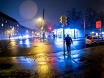 Eisregen in Hannover