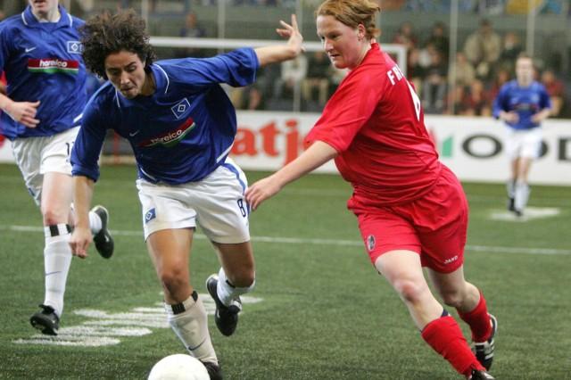 Frauenfussball: Oddset Cup/Hallenpokal 2005