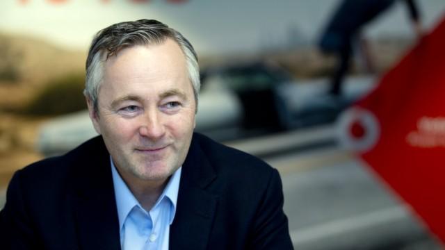 Unterföhring: Hannes Ametsreiter, Geschäftsführer Vodafon Deutschland
