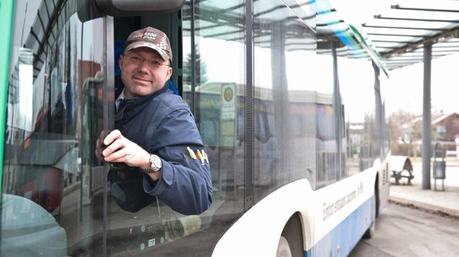 Busfahrer des Jahres Busfahrer des Jahres