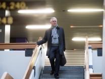 Prozess gegen Ex-Geheimagent Mauss