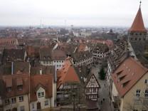Nürnberger Altstadt, 2016