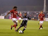 10 01 2017 Fussball 1 Bundesliga 2016 2017 FC Bayern München Wintertrainingslager in Doha Katar