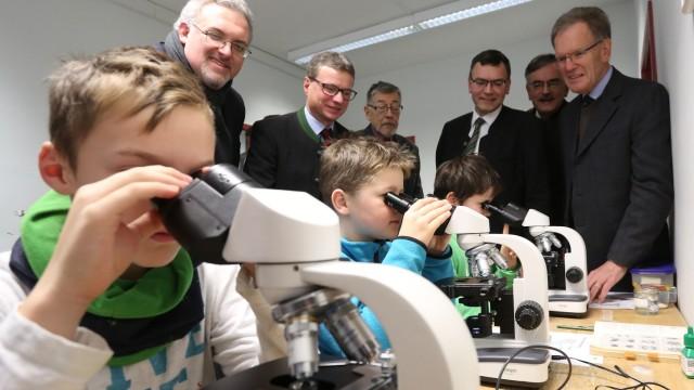 Freising Kinder und Naturwissenschaften