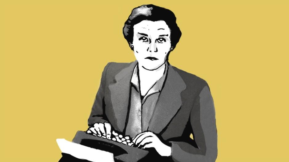 Journalistinnen Clare Hollingworth