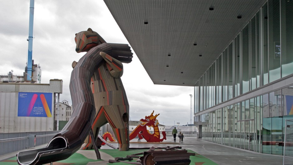 Aarhus Europäische Kulturhauptstadt 2017 Dänemark Europa Städtereise Tipps DOKK1 library