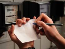 Geld und Energie sparen: Zählerstand vor Jahresende kontrollieren