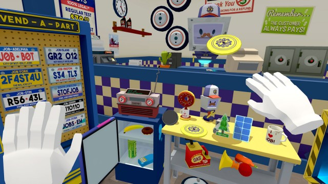 Games Virtual Reality