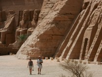 SUDAN-EGYPT-TOURISM-KIDNAP