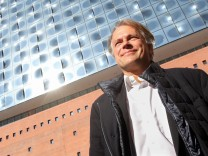 Elbphilharmonie - Dirigent Thomas Hengelbrock