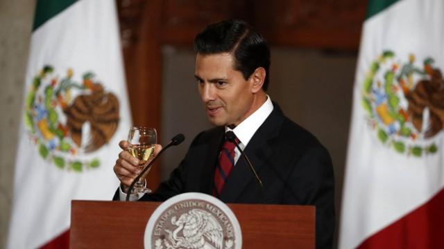 Präsident Peña Nieto
