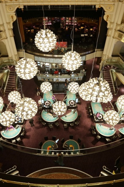 ***BESTPIX*** The Hippodrome Casino Opens After Extensive Renovation
