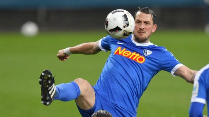 Zweitligaprofi Patrick Fabian Der Fussballer Mit Vier Neuen