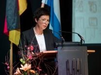 Festakt zur Amtseinführung der neuen BAMF-Präsidentin