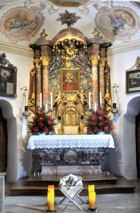 Grünsink Kapelle Maria Hilf