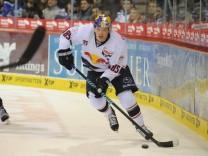 Villingen Schwenningen Joachim Ramoser EHC Red Bull Muenchen beim Spiel Schwenninger Wild Wings vs; Eishockey