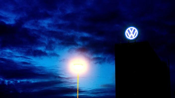 Volkswagen-Werk Wolfsburg