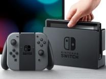Neue Konsole Nintendo Switch
