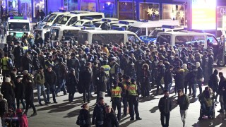 Silvestereinsatz Kölner Polizei