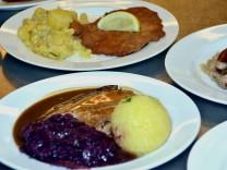 Symbolfoto Essen in Bayern