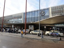 Hauptbahnhof in München, 2010