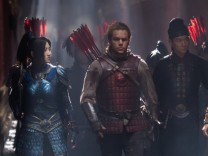 Abenteuer-Film ´The Great Wall""