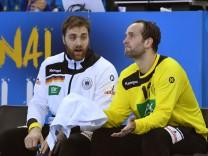Handball WM - Deutschland - Ungarn