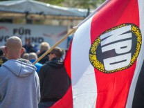 NPD-Fahne