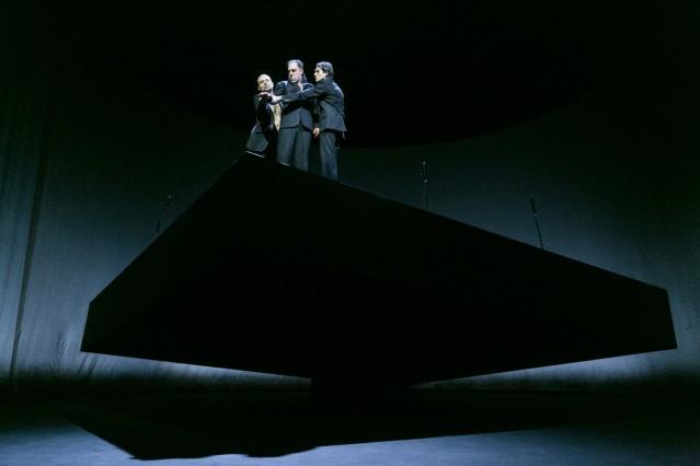 MACBETH/Residenztheater --  Foto bei Angabe des Copyright im Rahmen der Berichterstattung kostenfrei.