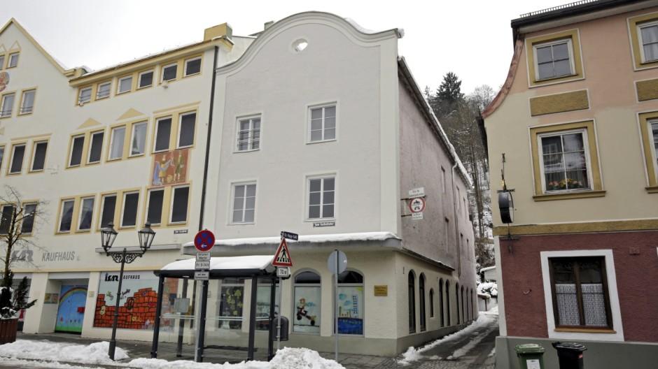 Isar-Kaufhaus Wolfratshausen
