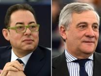 Wahl des EU-Parlamentspräsidenten
