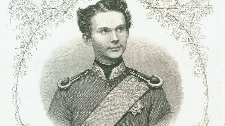 König Ludwig II. Franken
