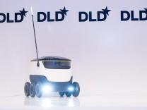 Internet-Konferenz DLD startet