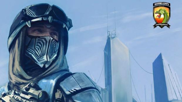 US-Armee Science Fiction für Zukunftsprognosen