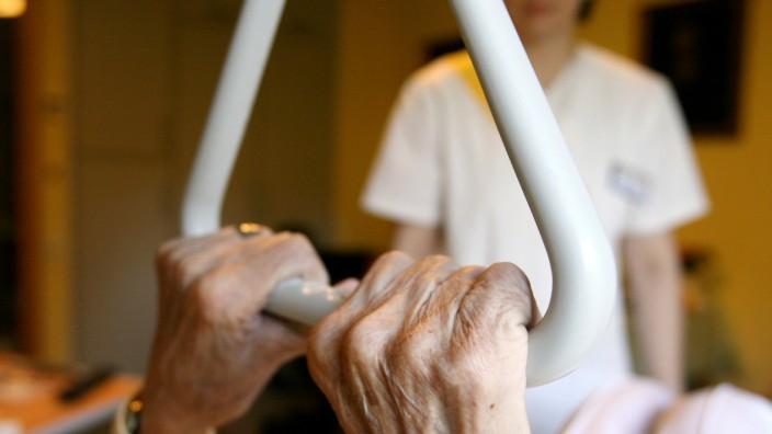 Alten- und Pflegeheim