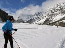 Langlaufen Langlauf klassisch skating Alpen Voralpen