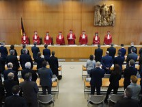 Constitutional Court Rules On NPD Ban