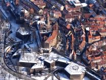 Luftbild: Kaiserburg