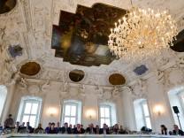 Auftakt Winterklausur CSU-Landtagsfraktion