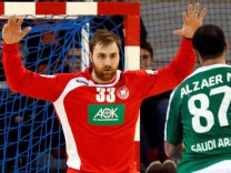 Men's Handball - Germany v Saudi Arabia - 2017 Men's World Championship Main Round - Group C