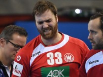 Handball WM  Deutschland - Saudi-Arabien