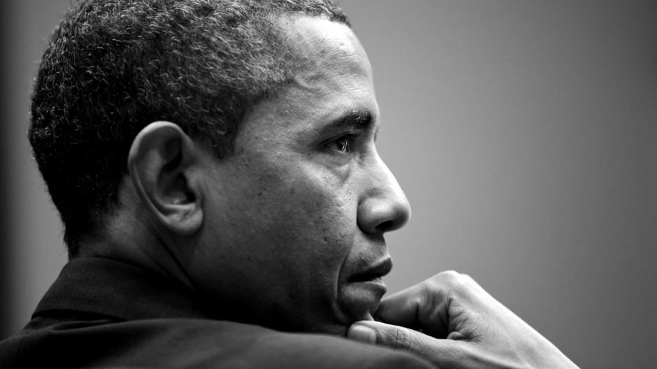 Barack Obama Interview mit US-Präsident