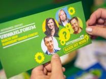Grüne Spitzenkandidaten