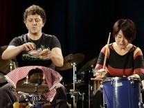 Das Duo SaSa - Yuko Saito und Maurizio Saccomanno