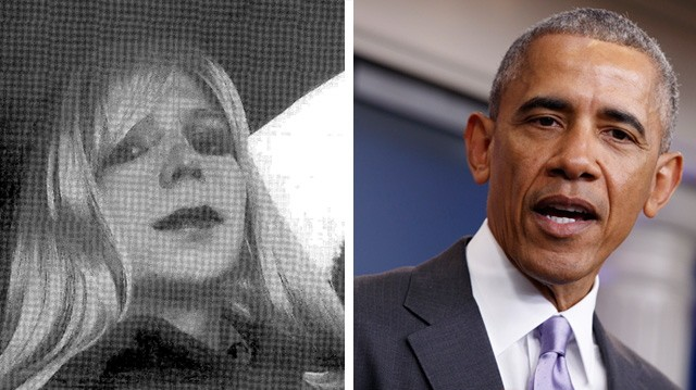 Chelsea Manning wird von Obama begnadigt - viele Menschen hatten sich für die Whistleblowerin eingesetzt. (Foto: Reuters/AP)